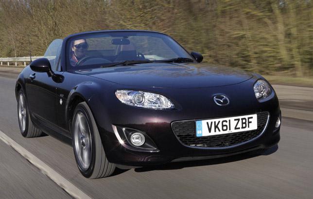Mazda CX-5 Venture Edition (2012)