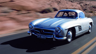 Classic Mercedes-Benz 300SL - A Walkthrough