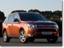 3rd Generation Mitsubishi Outlander at Geneva