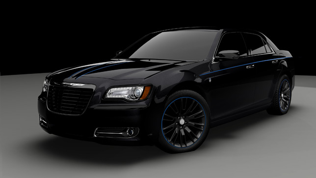 Mopar 12 300 Chrysler 300 (2012)