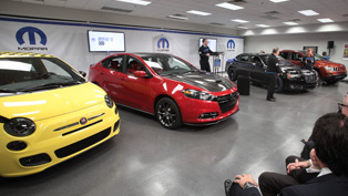 mopar 75th anniversary marked with 4 new projects