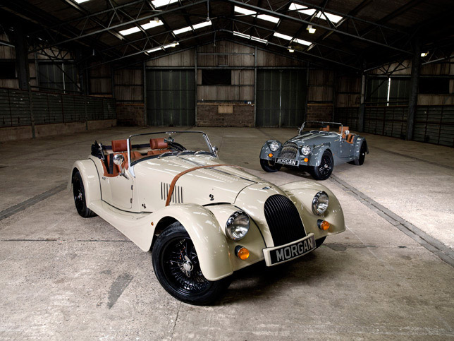 Morgan Roadster 3.7 (2012)