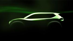 Nissan Hi-Cross Concept Teaser [VIDEO]