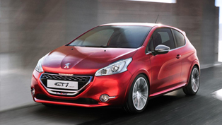 Peugeot at the 2012 Geneva Motor Show