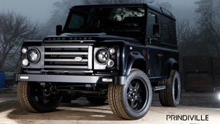 Prindiville Design Land Rover Defender