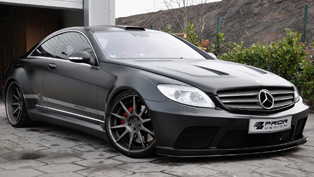 Prior Mercedes-Benz CL kit -