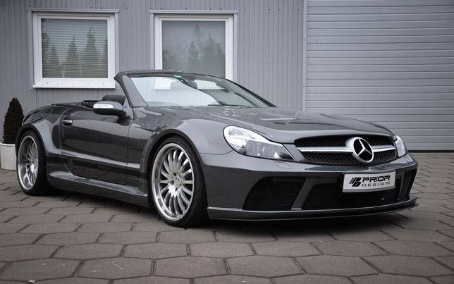 Prior PD BlackEdition Widebody Mercedes-SL (2012)