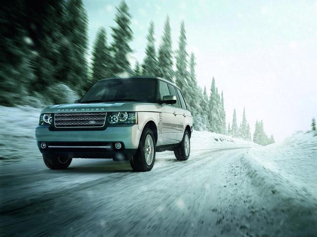 Range Rover Westminster TDV8 (2012)