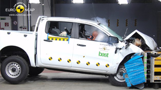 Ford Ranger is Europe's Safest Pickup [VIDEO]