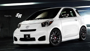sr scion iq project