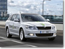 Skoda Green E Line Development