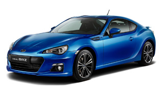 Subaru BRZ, Impreza 5-door First Time in Europe