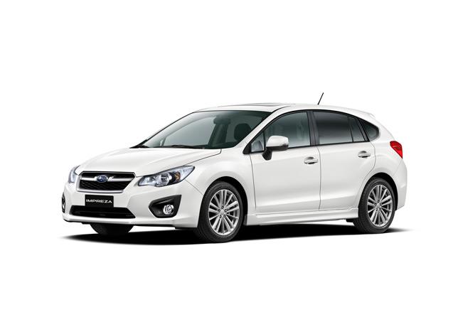 Subaru Impreza (2012)