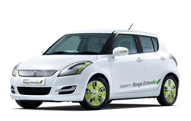 Swift Range Extender Hybrid