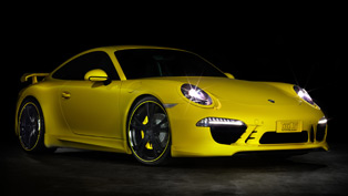 TechART and the New Porsche 911