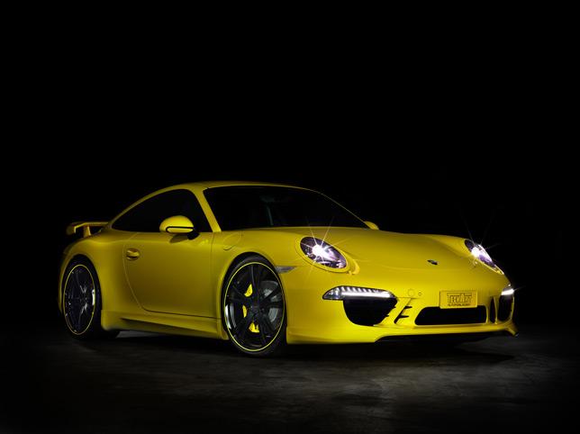 TechArt Porsche 911 (2012)
