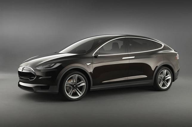 Tesla Model X (2014)