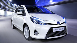 Toyota Yaris 80 mpg, soon in UK
