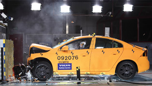 Volvo S60 and Volvo V60 with five star safety ratings at EURO-NCAP and US-NCAP [VIDEO]