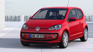Volkswagen Up! BlueMotion