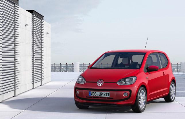 Volkswagen Up! (2012)