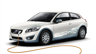 Volvo develops smart charging concept for electric cars [VIDEO]