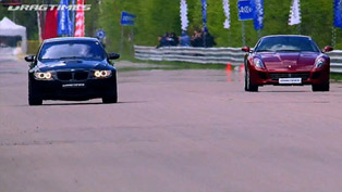 599 Fiorano vs GT-R, 458 Italia, 911 Turbo, M3 [HD video]