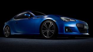 2013 Subaru BRZ goes to Japan