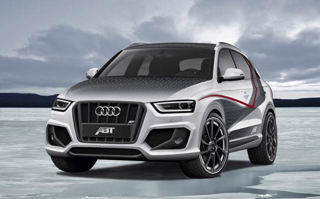2012 ABT Audi QS3