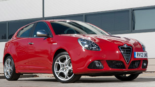 Alfa Romeo Giulietta with TCT Transmission