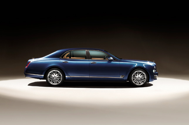 2012 Bentley Mulsanne Executive Interior