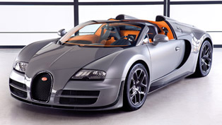 bugatti grand sport vitesse debut at geneva. Black Bedroom Furniture Sets. Home Design Ideas