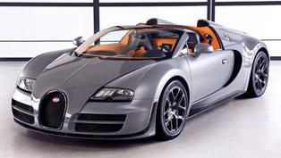 Bugatti Veyron Grand Sport Vitesse - full specs