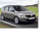 2012 Dacia Lodgy – Price €9900