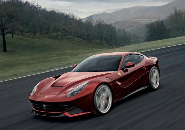2012 Ferrari F12berlineta