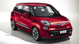 First official video of the new Fiat 500L released