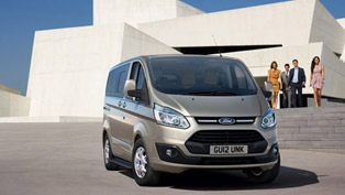 2012 Ford Tourneo Custom soon in dealerships