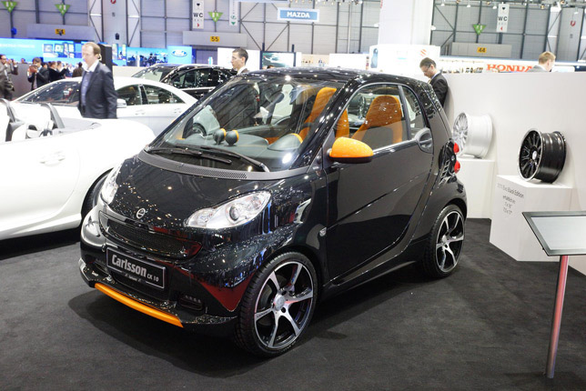 Carlsson ForTwo Smart