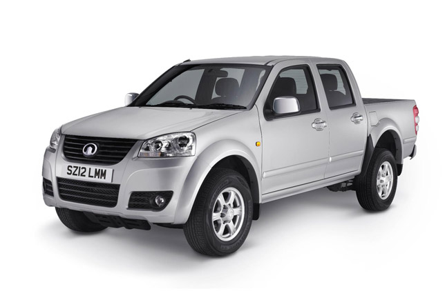 2012 Great Wall Steed Double Cab Pick-Up