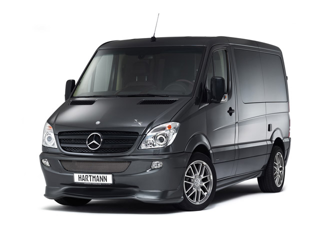 2012 Hartmann Mercedes-Benz Sprinter SP5 Conference