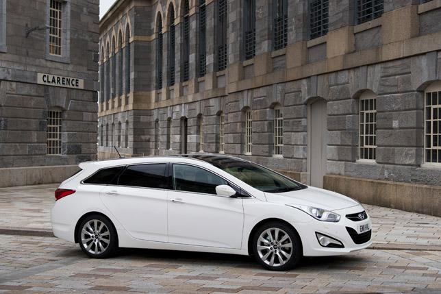 2012 Hyundai i40 Tourer
