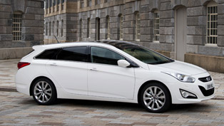 2012 Hyundai i40 Tourer - Best Estate Car