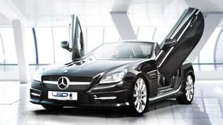 2012 LSD Mercedes-Benz SLK R172