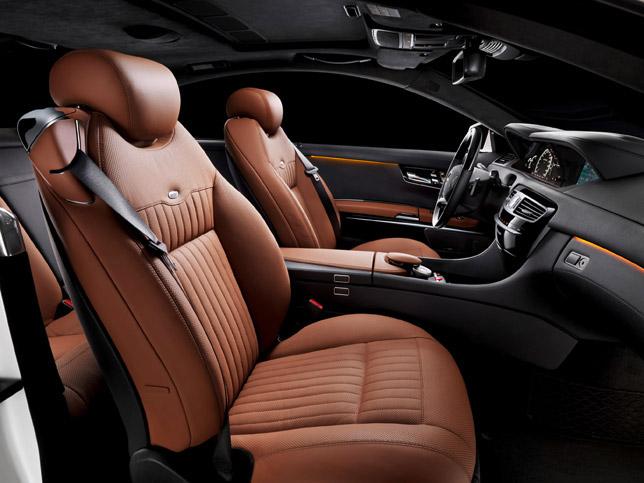 2012 Mercedes-Benz CL Grand Edition (Interior)