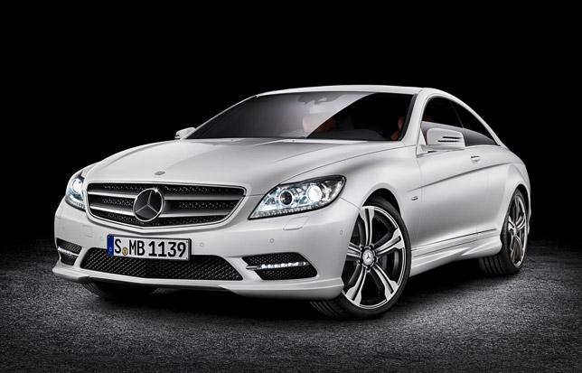 2012 Mercedes-Benz CL Grand Edition