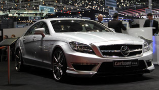 2012 Geneva Motor Show: Carlsson Mercedes-Benz CK63 RS