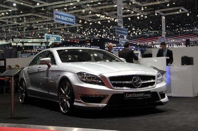2012 Mercedes-Benz Carlsson CK63 RS
