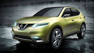2012 Nissan Hi-Cross Concept finally revealed [VIDEO]