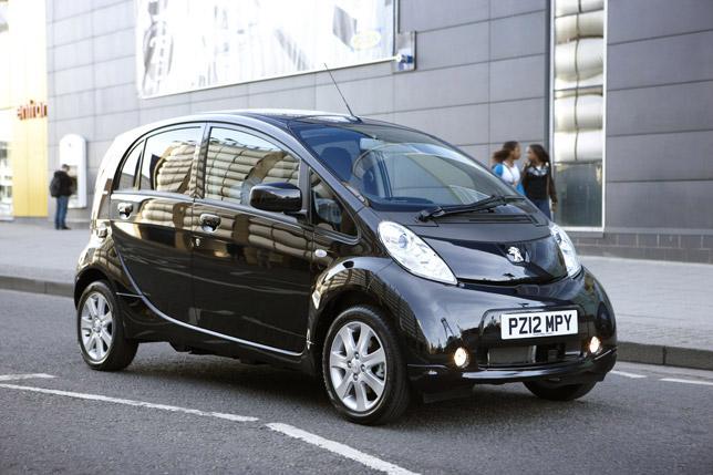 2012 Peugeot iOn