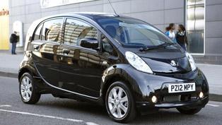 2012 Peugeot iOn - Price £21 216
